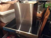 Ex display, never used extractor for kitchen
