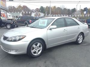 2006 Toyota Camry SE,WELL MAINTAINED CAMRY,NEW SAFETY!