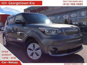 2016 Kia Soul EV Luxury | PANORAMIC SUNROOF | NAVIGATION | BLUET