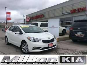 2014 Kia Forte 1.8L LX+ | ALLOYS | SUNROOF | BLUE TOOTH