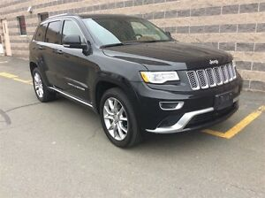 2016 Jeep Grand Cherokee SUMMIT/LEATHER/LOADED/LUXURY