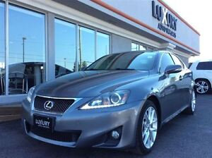 2012 Lexus IS 350 IS350 AWD-NAV-CAMERA-107K
