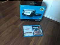 Wii U 32GB Console inc Cables, GamePad, Infinity figures, 3games in box excellent working condition.
