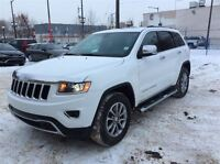 2014 Jeep Grand Cherokee Limited   100% Approvals!