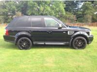 Land Rover Range Rover Sport (black) 2007-05-31