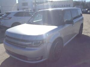 2014 Ford Flex Limited, Leather, 20 Aluminum Low KMs, AWD, Rever