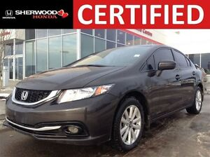 2014 Honda Civic Touring | REMOTE START | HEATED LEATHER | NAVI