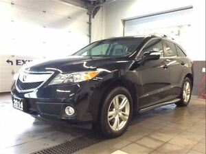 2014 Acura RDX AWD - Low km - One Owner - MINT!