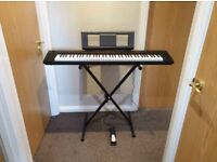 Yamaha NP32 Portable Digital Piano, Black