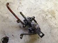 02 ZR 800 oil pump