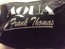 Frank Thomas Aqua pack bike overalls