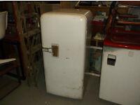 retro american fridge