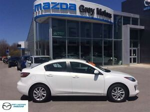 2012 Mazda MAZDA3 GS-SKY, Automatic, Bluetooth, Heated Seats, Lo