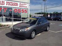 2009 Hyundai Elantra GL texto 514-794-3304