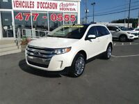 2013 Ford Edge SEL Navigation Toit Panoramique 27 500 Km