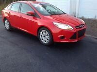 2014 Ford Focus SE|ONE OWNER LOCAL FOCUS WE SOLD NEW|DEALER MAIN