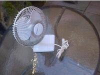 Kembrook desk top fan.