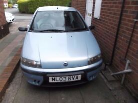 Fiat Punto (please read description!!)