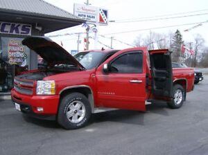 2013 Chevrolet Silverado 1500 EXTENDED LONG BOX 4X4 *LTZ*