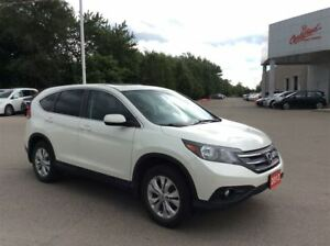 2013 Honda CR-V EX..1 OWNER ALL WHEEL DRIVE