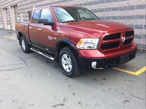 2014 Ram 1500 OUTDOORSMAN WITH 7 YEAR EXTENDED WARRANTY