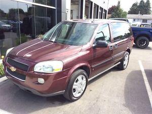 2009 Chevrolet Uplander LS - *** FINANCEMENT 100% APPROUVÉ ***