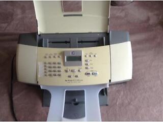 Hp officejet 4215 all-in-one printer/fax/scanner & copier