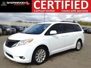 2013 Toyota Sienna LE 7 Pass| AWD| REMOTE START|BLUETOOTH|FOG