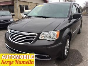2016 Chrysler Town & Country touring L CUIR TOIT NAVIGATION 2 DV