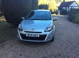 Renault Clio tom tom 51000 fsh