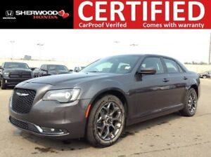 2016 Chrysler 300 S AWD | REMOTE START | PANORAMIC MOONROOF | FO