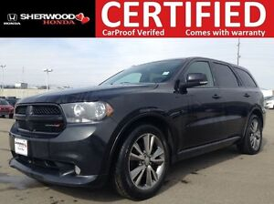 2013 Dodge Durango R/T AWD | NAVI | HEATED LEATHER | REMOTE STAR