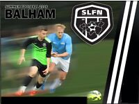 Join the biggest and best football team in London, find football team in london, play in london