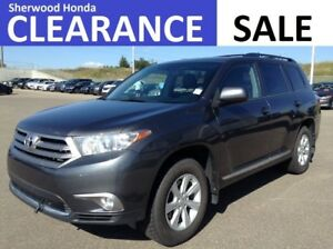 2013 Toyota Highlander V6 AWD | REMOTE START | HEATED LEATHER |
