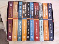 BOXED SET OF TEN WAR BOOKS RRP £81.90 PAN GRAND STRATEGY SERIES