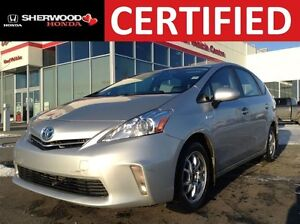 2012 Toyota Prius v ALLOY | FOG | CRUISE | BLUETOOTH | BACK CAM