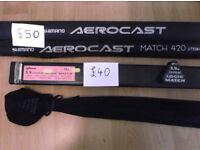 Drennan DRX Logic 13ft match rod and tube