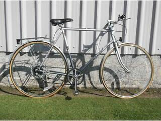 NEW GENTS BICYCLE  (HYBRID)