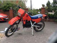 Honda MTX - r125