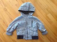Manteau d'automne ZARA 2-3 ans