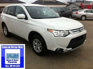 2015 Mitsubishi Outlander AWC | Power Options | Like New! |