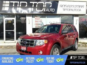 2010 Ford Escape XLT ** Leather, Sunroof, Bluetooth **