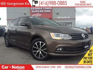 2015 Volkswagen Jetta 2.0 TDI Comfortline | SUNROOF | BACK UP CA