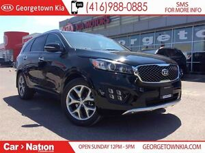 2017 Kia Sorento SX TURBO | $239 BI-WEEKLY | SMART LIFT GATE | S