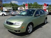 2007 Ford Focus SES,ONLY 88,000 KMS!!,NEW SAFTEY,READY TO GO!!