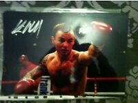 Signed Kevin Mitchell picture