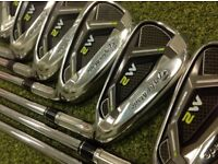 2017 Taylormade M2 Irons (4-PW)