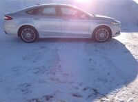 2014 Ford Fusion $83.00 WEEKLY O.A.C.|ALL WHEEL DRIVE|NAVIGATION
