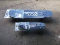 Skateboard and Micro board