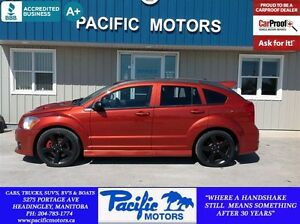 2008 Dodge Caliber SRT4-FALL BLOW OUT PRICING-TURBO CHARGED